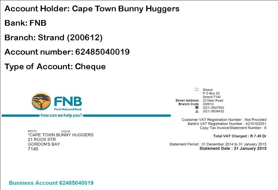 Hoppin' To The Beat Zumbathon – Fundraising Success! – Bunny